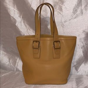 Coach Shoulder/Bucket Bag #9600